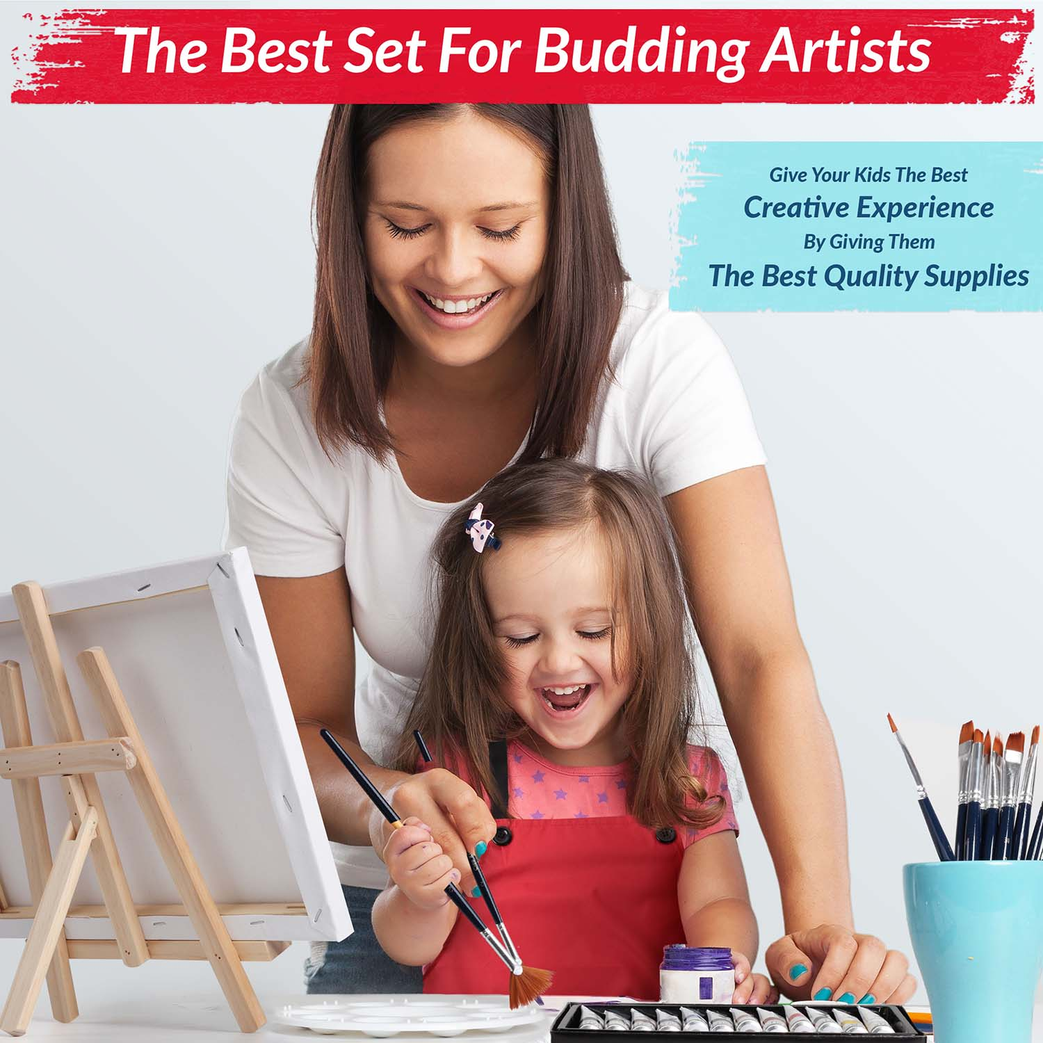 RiseBrite Kids Art Set Is The Best Set For Young Artists