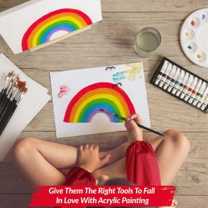 Give Kids The Tools To Fall In Love With Acrylic Painting
