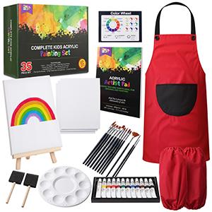 Risebrite Kids Art Set 35pcs