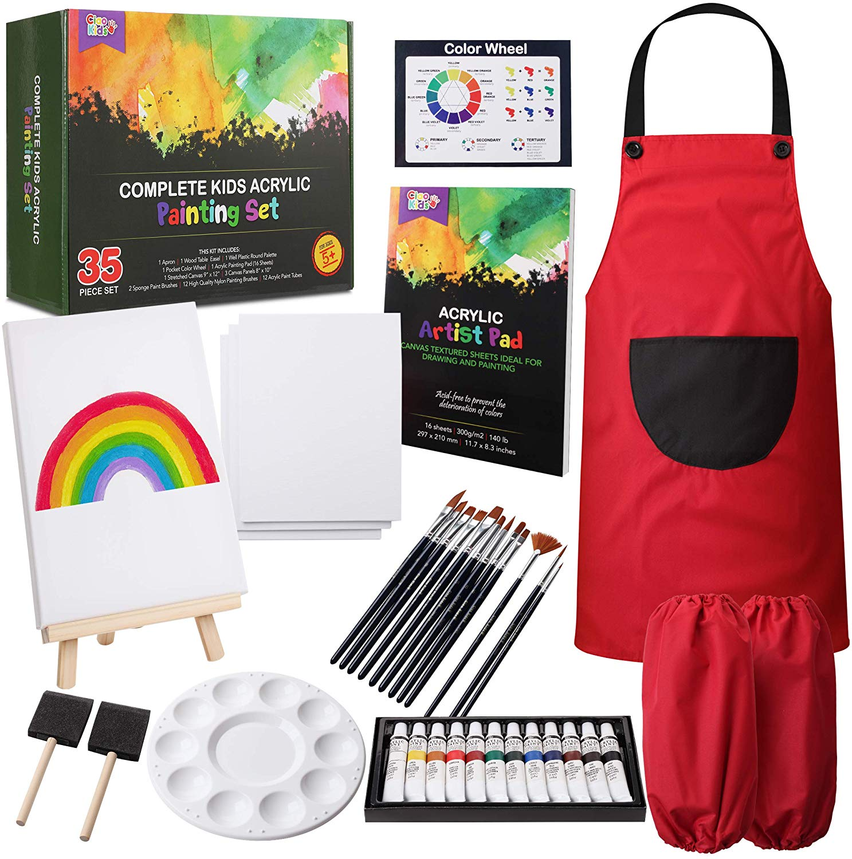 Risebrite Kids Art Set 35 Pieces