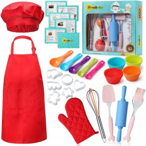 Risebrite Kids Baking Set 35 Pieces