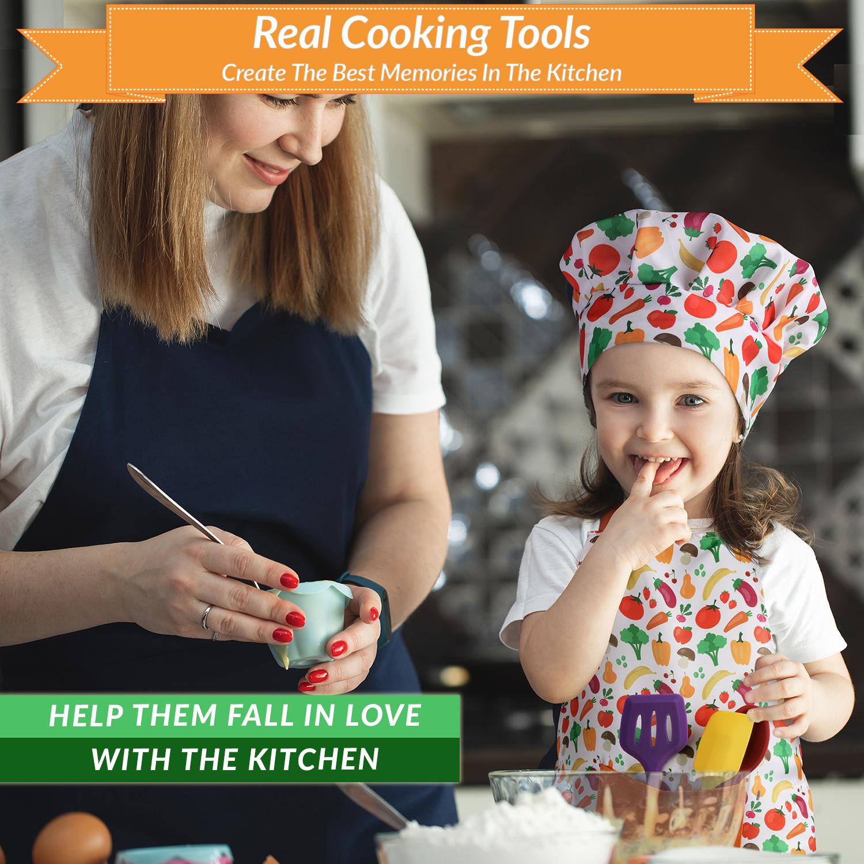 Real Baking Tools Create The Best Memories