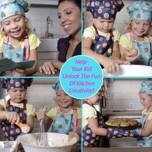 Help Your Kids Unlock Their Creativity In The Kitchen